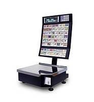 Весы с печатью этикетки Штрих Self-Service