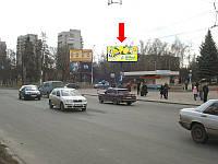 """Щит г. Чернигов, Мира пр-т, 68, возле отеля """"Градецкий"""", центр"""
