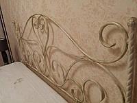 Кровать кованая арт.м 4, фото 1