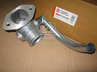 Патрубок радиатора МАЗ дюралевый  6422-1303240