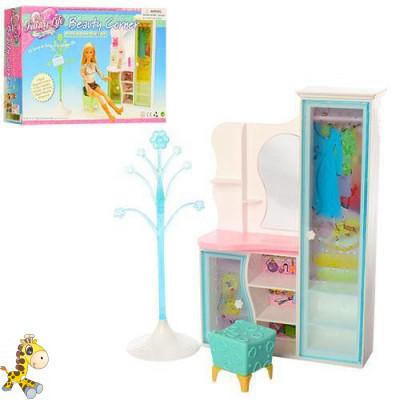 b40c78ed0481 Мебель Gloria шкаф,трюмо,стул,вешалка д одежды, кор. 28196 см  36-3 ...