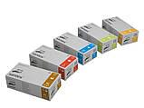 Рукавички Santex латексні опудренниє 100 штук, фото 2