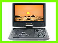 """Портативный DVD плеер 9.8"""" Opera NS-958 +USB + Game + TV + FM игры, телевизор, радио!Опт"""