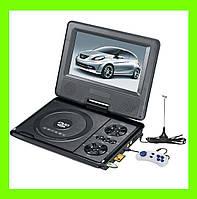 """Портативный DVD плеер 9.8"""" Opera NS-958 +USB + Game + TV + FM игры, телевизор, радио!Акция"""