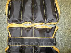 Обтяжувачі-манжети (2 по 0,25 кг), фото 2