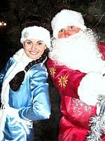 Дед Мороз и Снегурка к Вам домой!
