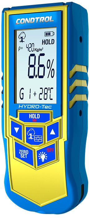 HYDRO-Tec CONDTROL — измеритель влажности, влагомер бетона, кирпича, древесины