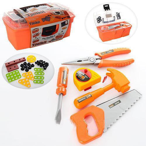 Набор инструментов в чемодане 2140