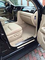Коврики из эко-кожи Lexus lx570 CT200hES250/350/300RX270GX460