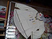 Туника Вышиванка детская для девочки р.98 - 134