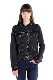 Куртка женская DIESEL цвет черный размер XS арт 00SG97