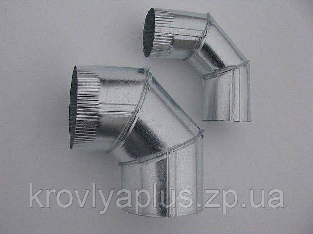 Отвод / Колено 90˚ из нержавеющей стали, фото 2