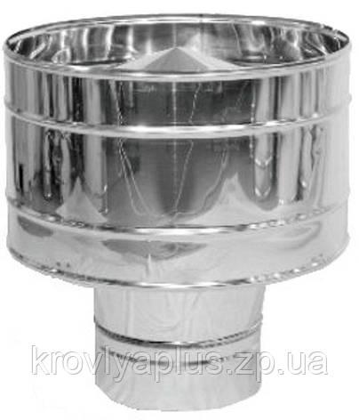 Дефлектор  из жаропрочной нержавейки, фото 2