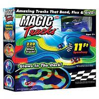 Автотрасса Конструктор Magic Tracks из 220 деталей
