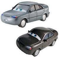 Набор машинок Хизер Дрифти и Мишель Моторетта Тачки 2 Cars Mattel Y0506