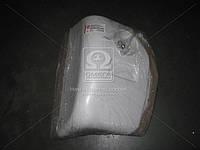 Буфер бампера Иван задн. левый (клык) белый RAL 9003  А07А-2804019-10-W-DK