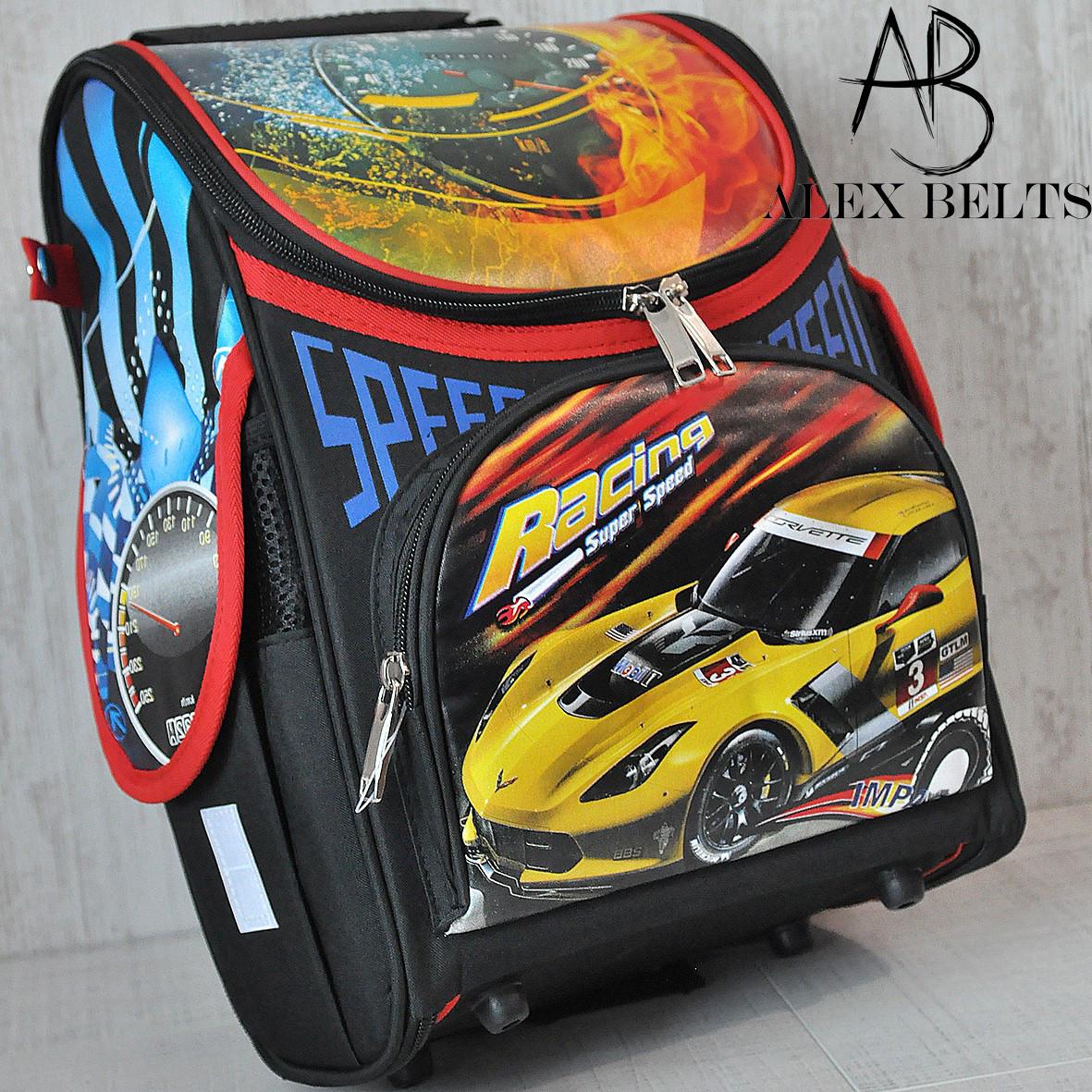 Школьный рюкзак-портфель W-101 28x36 см-купить оптом в Одессе