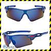 УЦЕНКА! Защитные очки для вело и мотоспорта Silenta Sport TI8005 (Предоплата)