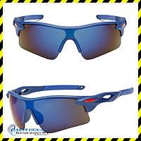 УЦІНКА! Захисні окуляри для вело і мотоспорту Silenta Sport TI8005 (Передоплата)