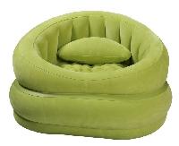 Надувное кресло Intex 68563 91 х 102 х 65 см Зеленый (int68563_1)
