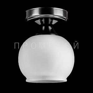 Люстра потолочная на 1 лампочку P3-SK17508/1C/BK