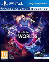 PlayStation VR Worlds (Недельный прокат аккаунта)