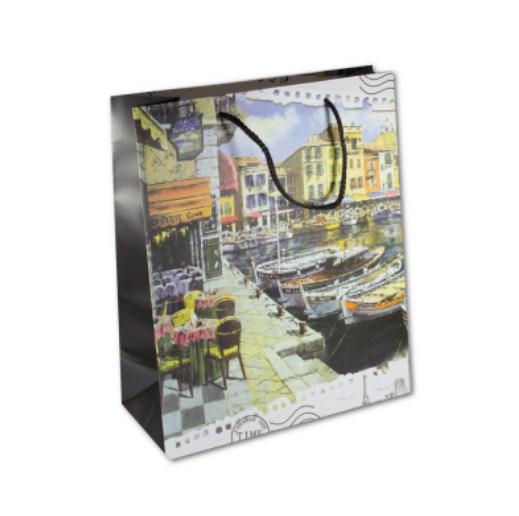 """Пакет папір """"Міський пейзаж"""" mix4, PB10994_26-32-12"""