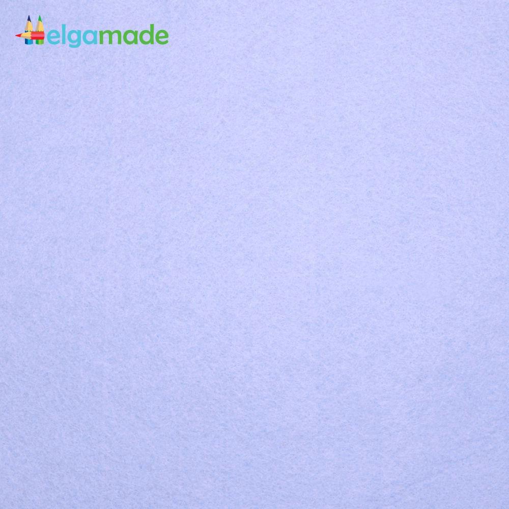 Фетр американский ЯЙЦА МАЛИНОВКИ, 15x23 см, 1.3 мм, полушерстяной мягкий