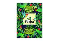 "Блокнот ""Aloha"", А5, термобиндэр, горизонтальная проклейка, 48 лист."