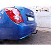 Фаркоп условносъемный Chevrolet Aveo T300 (sedan) 2012-... ТМ Вастол, фото 10