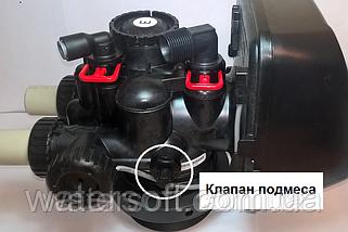 Автоматический клапан управления Clack WS1 CI (по объему) для системы очистки воды, фото 3