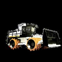 Каток-пресс Уплотнитель мусора Yutong