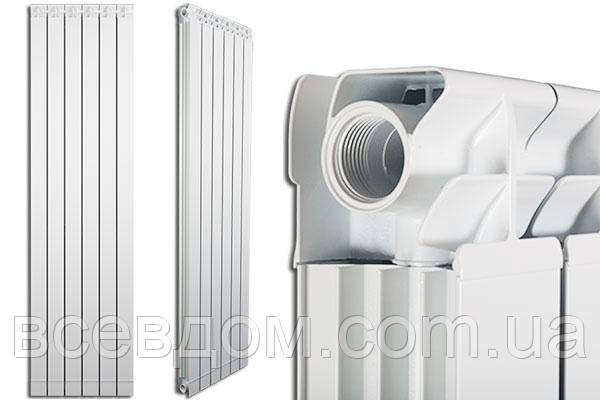 Радиатор алюминиевый Nova Florida MAIOR S90 Aleternum 1200/90