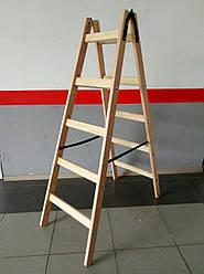 Профессиональная стремянка-ходуля на 5 ступеней
