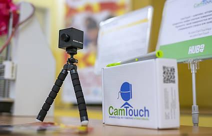 Видеокамера CamTouch PRO для проведения уроков и презентаций , фото 2