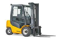 Новый дизельный погрузчик Jungheinrich DFG 430, 3000 кг, 3100 мм