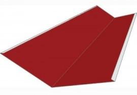 Ендова оцинкованная с полимерным покрытием