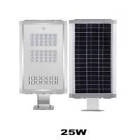 Уличный LED светильник на солнечной батарее 25w