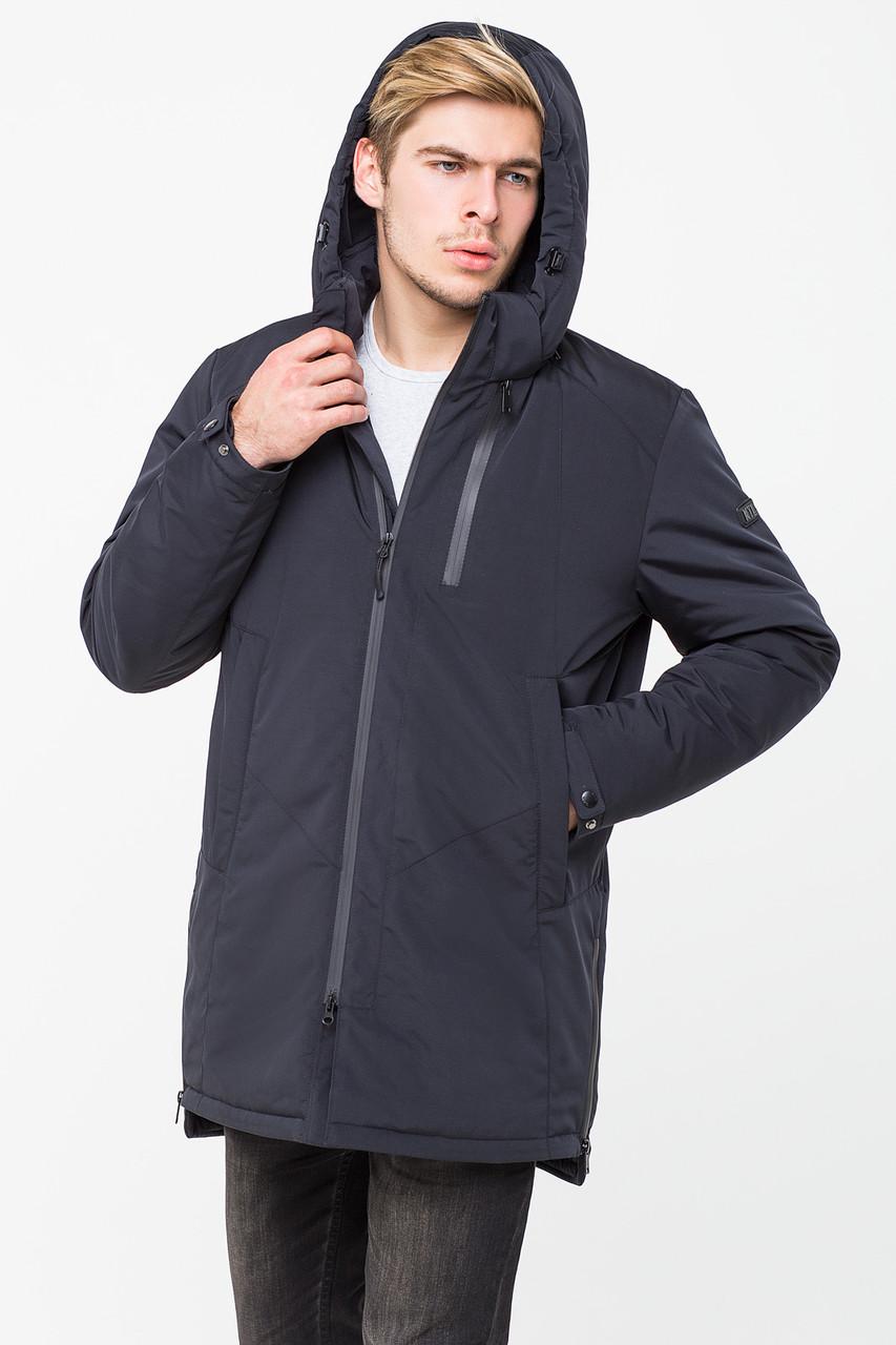 Мужская демисезонная куртка KTL T-291 черная