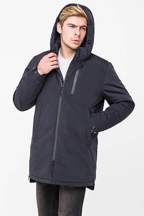 Мужская демисезонная куртка KTL T-291 черная, фото 2