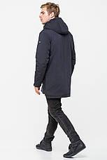 Мужская демисезонная куртка KTL T-291 черная, фото 3