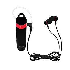 Bluetooth-гарнитура Jabees Victor Black / Red (SL0048), фото 3