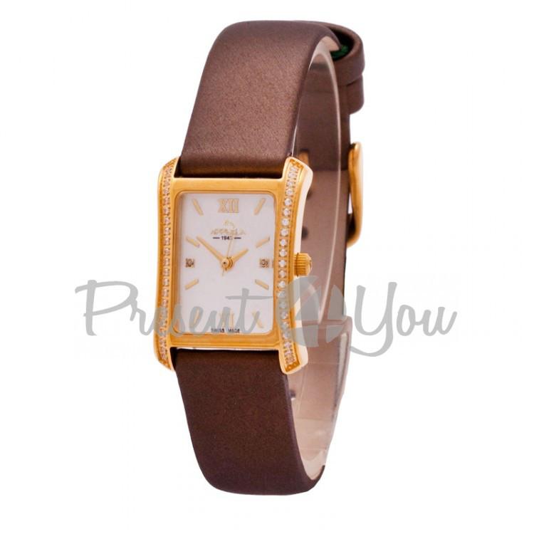 Женские швейцарские часы APPELLA 4328A-101