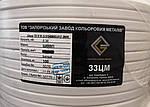 Кабель провод  ШВВП 2х1,5 ЗЗЦМ  Запорожский завод цветных металлов