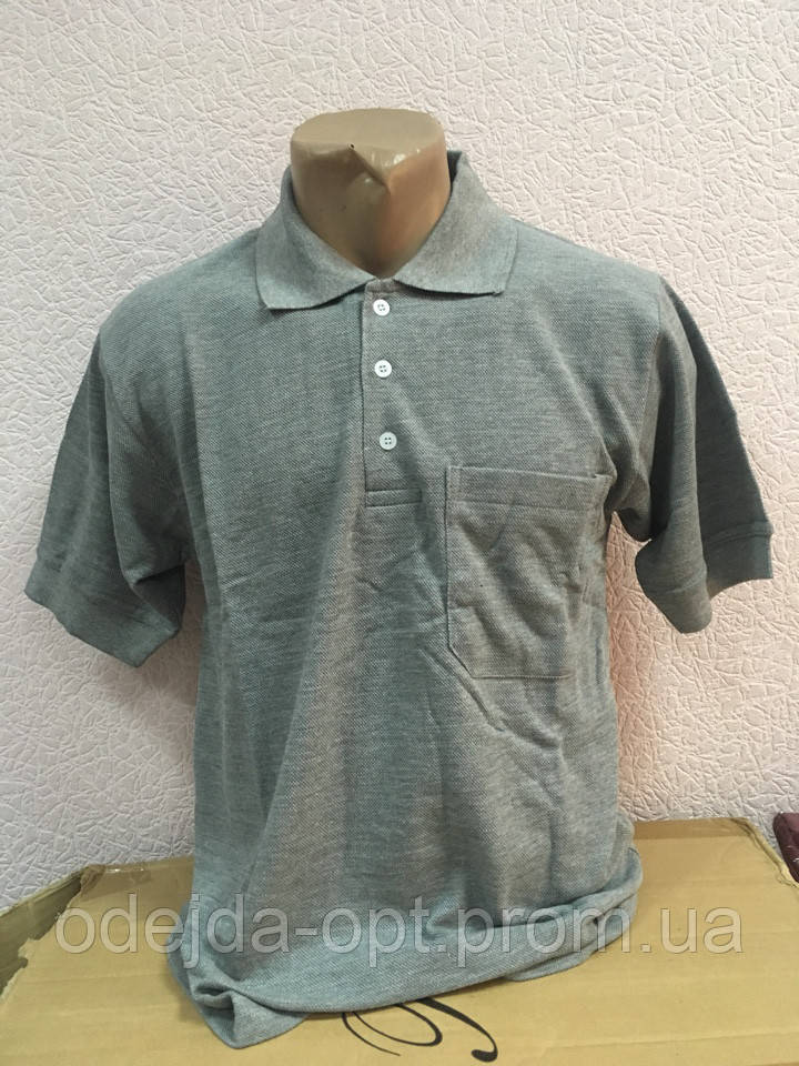 Стильная мужская футболка поло