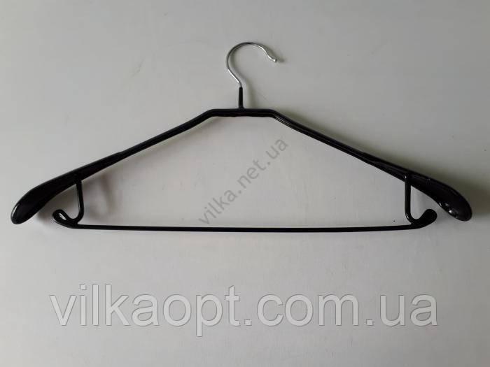 Плічка силіконові для верхнього одягу 45 див.