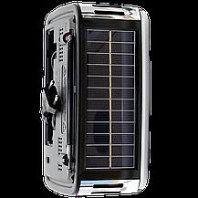 Радиоприёмник Golon RX-456S Solar Черный (1340), фото 3