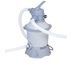 Песочный насос фильтр Bestway 58397 (58271) Sand Filter Pump, мощностью 2 006 лч