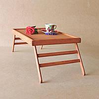 Столик-поднос для завтрака Техас Делюкс шафран