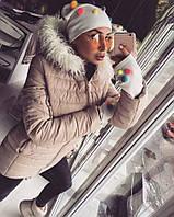 Бежевая куртка TM Doratti, осень/зима